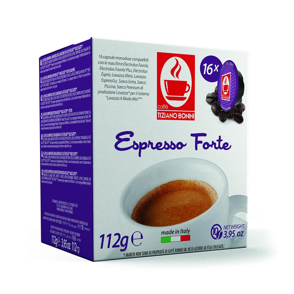 קפה בוניני FORTE תואם לוואצה מודו מיו