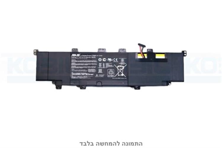 סוללה פנימית מקורית למחשב נייד Asus X402