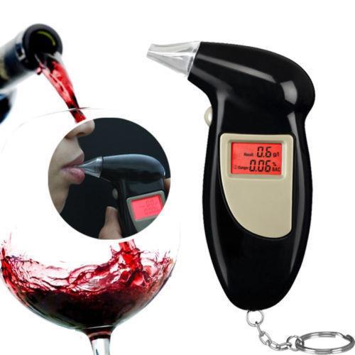 ינשופון נייד לבדיקת רמת האלכוהול בדם