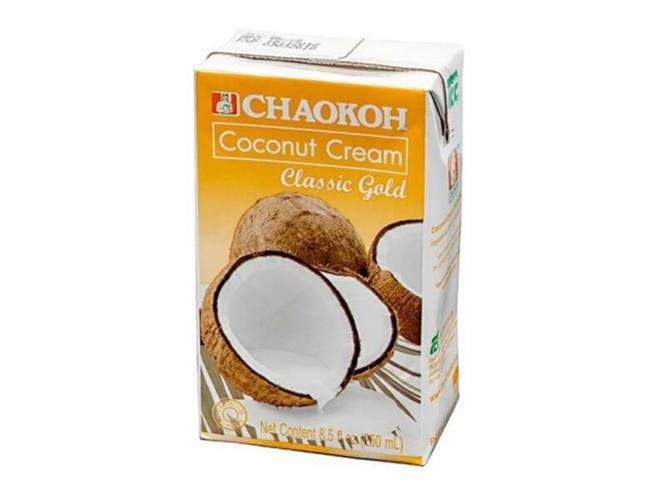קרם קוקוס ללא גלוטן