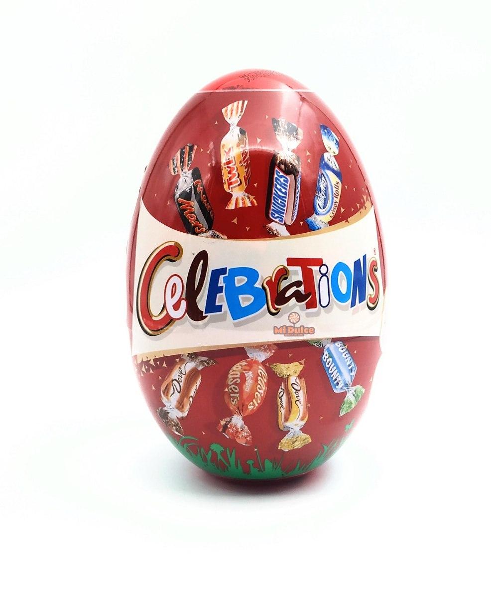 Mars Celebrations Egg