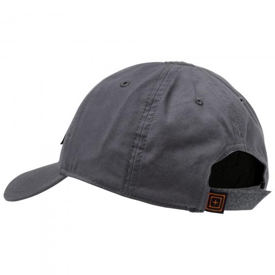 כובע טקטי אפור 5.11 FLAG BEARER CAP
