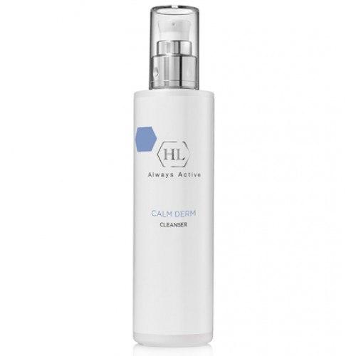 סבון לפנים לעור רגיש מסדרת קאלם דרם - Holy Land Calm Derm Cleanser