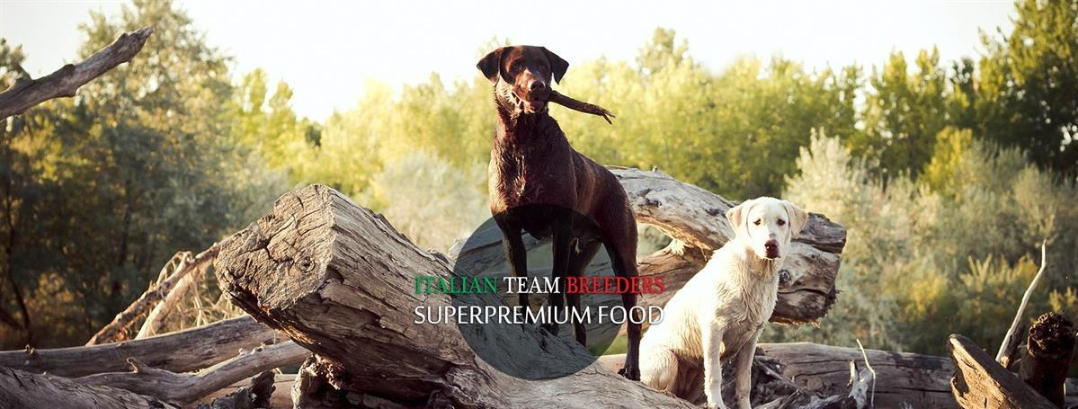 פרופשונל טים ברידר מזון לכלבים - פ.ב.שי בע״מ יבוא ושיווק מזון וציוד לבע״ח