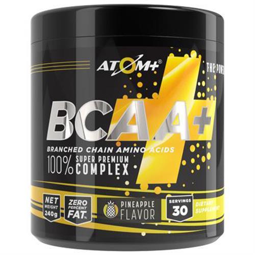 חומצות אמינו BCAA אטום פלוס בטעם אננס