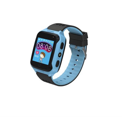 שעון GPS לילדים - KidiWatch Lite כחול