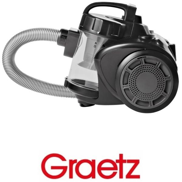Graetz שואב אבק ציקלון ללא שקית דגם: GR-566