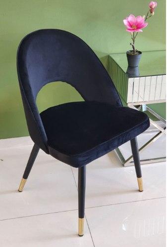 כסא קטיפה בד רחיץ