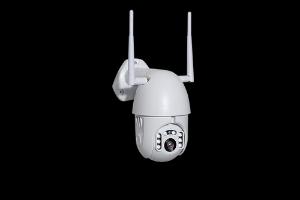 מצלמה ממונעת חיצונית חכמה PTZ-360°-WIiFi