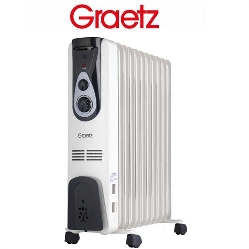 רדיאטור 9 צלעות Graetz דגם GR-7009