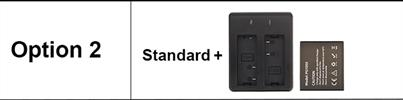 OPTION 2 - מצלמת אקשן  EKEN 4K דגם H9 מקורית! Ultra HD 4K WiFi 1080P/30fps