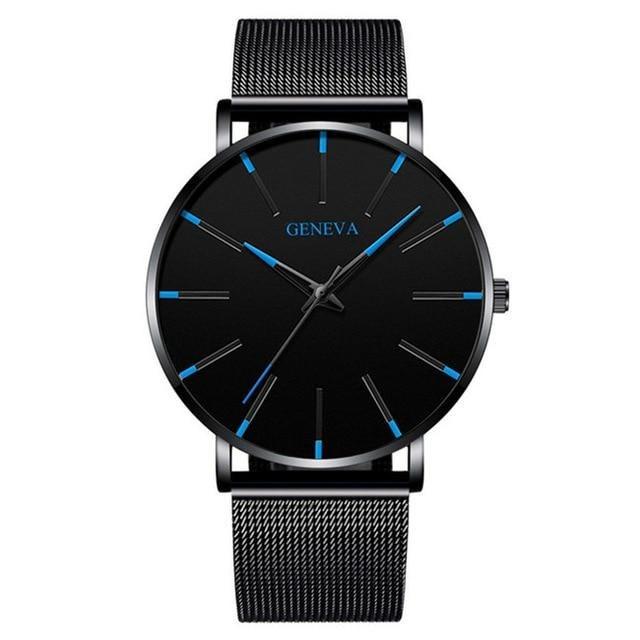 שעון אופנתי לגבר בעיצוב מטורף !
