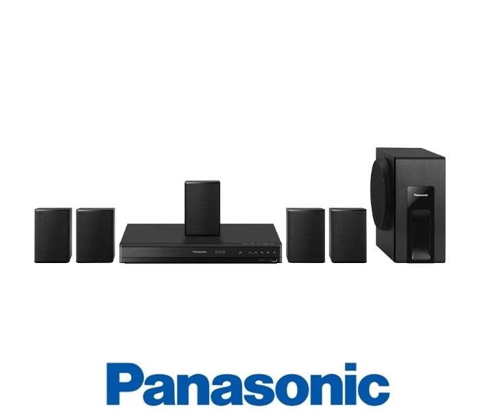 מערכת קולנוע ביתי מבית PANASONIC דגם SC-XH105GS-K