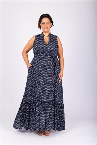 שמלת קיילי עוגנים