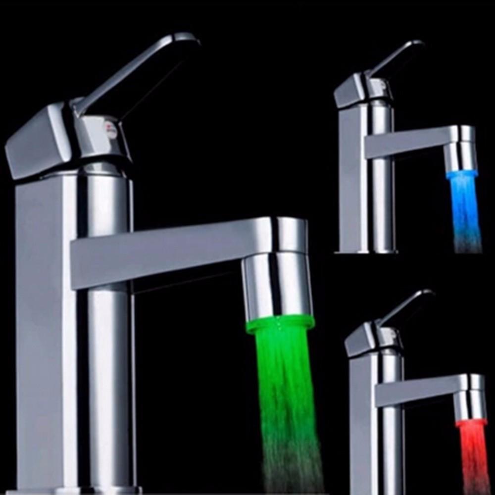 תאורת LED אוטומטית ללא סוללות לברז מים