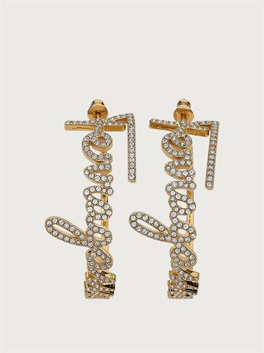 עגילים Salvatore Ferragamo Earring לנשים