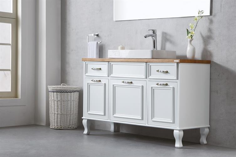 ארון אמבטיה עומד מעוצב דגם רומא ROMA