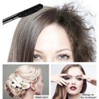 מקל לגימור השיער - לטיפול בלחות ולעיצוב מושלם