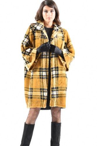 מעיל רוזה פרווה