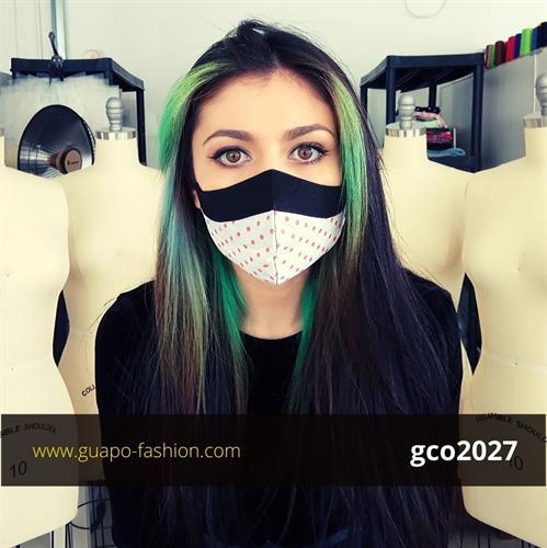 מסכת בד מעוצבת לנשים womens mask