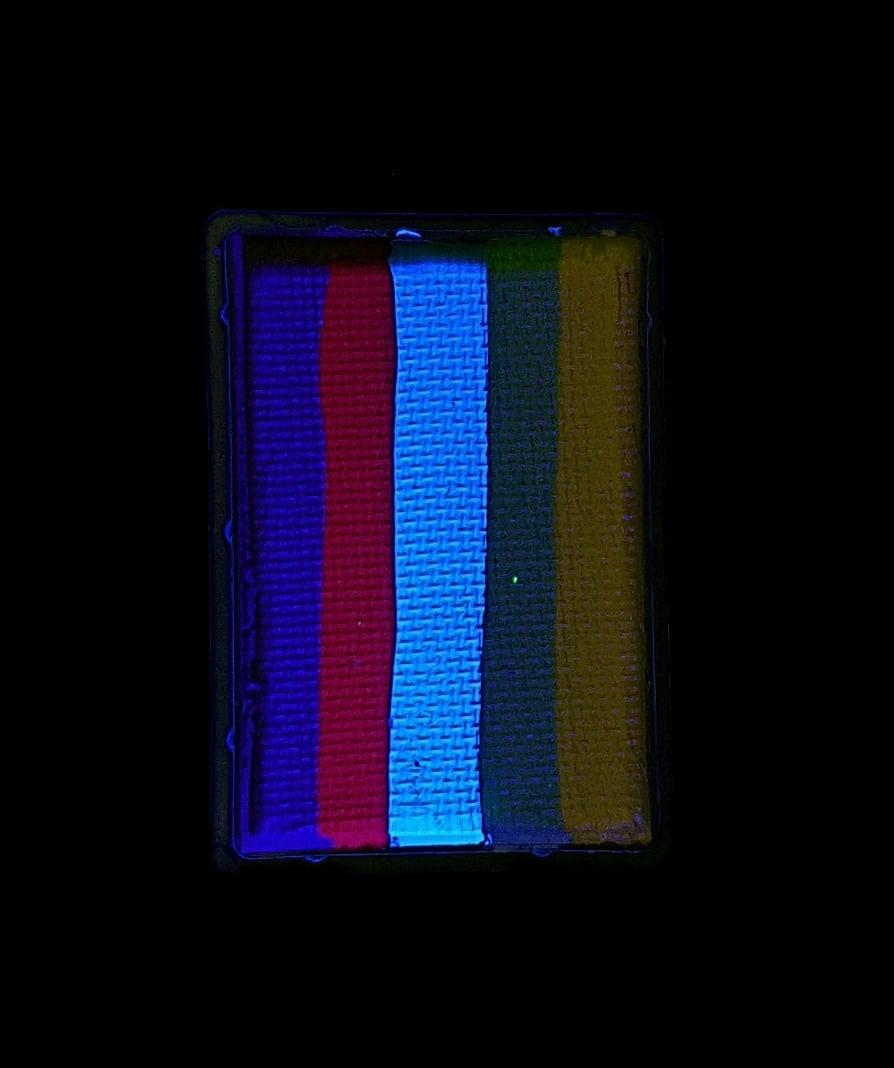 קשת  אורות הים see light UV cameleon