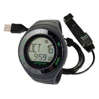 שעון שחייה פולמייט לייב כולל כבל למחשב - Poolmate LIVE