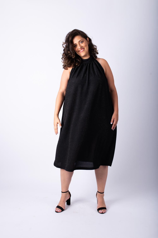 שמלת אליס לורקס שחור