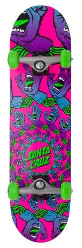 Santa Cruz Skateboard Complete 7.75in x 30.00in Mandala Hand Mini