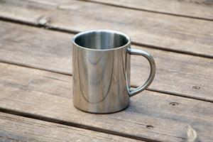 כוס נירוסטה תרמית עם ידית