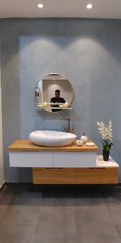 ארון אמבטיה תלוי דומינו
