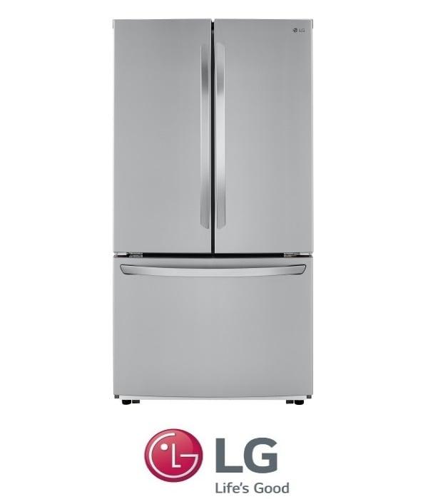 LG מקרר 3 דלתות דגם GRB265MAJ