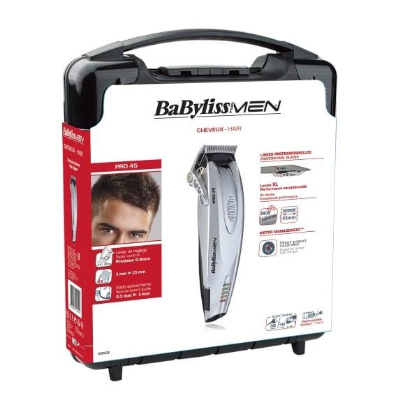 BaByliss מכונת תספרת ומעצב זקן מקצועית דגם E962E