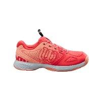 נעלי טניס ילדים  Wilson Junior Kaos QL Pink
