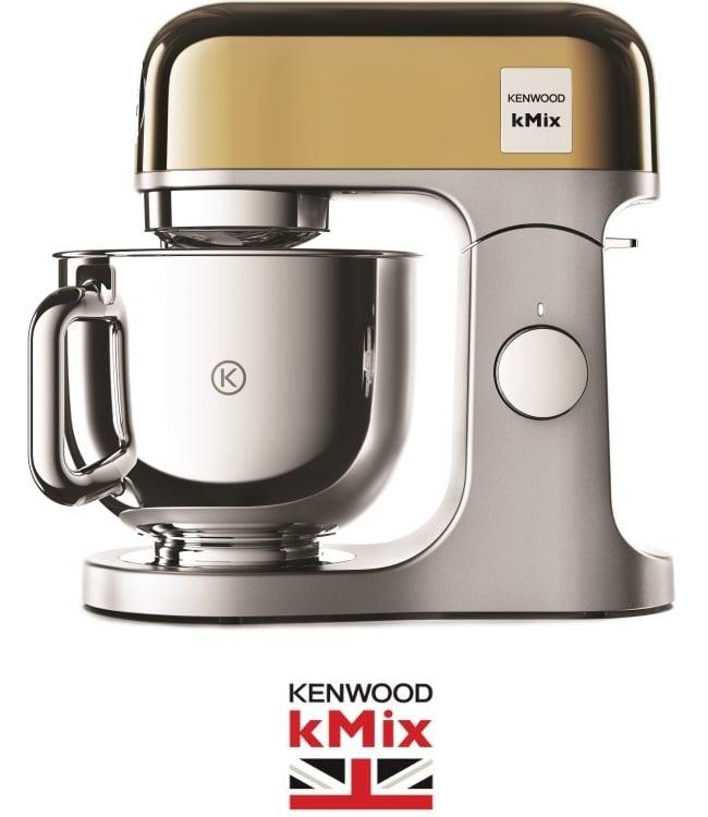 KENWOOD מיקסר kMix Picasso דגם KMX761YG זהב