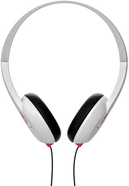 אוזניות קשת עם מיקרופון לבן Skullcandy UPROAR