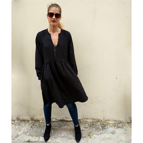 שמלת ליב שחורה