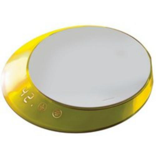משקל מטבח GLAMOUR צהוב