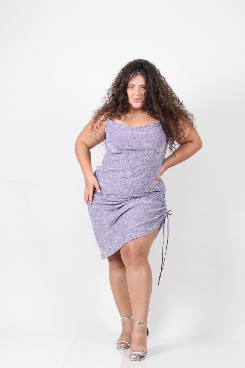 שמלת ריין לורקס סגול