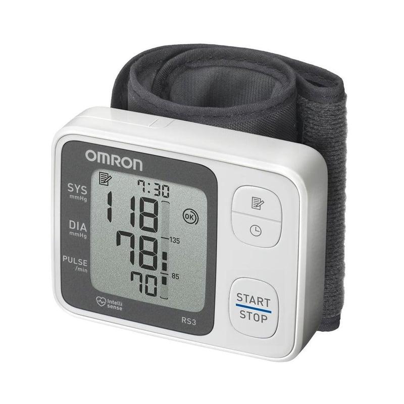 מד לחץ דם לפרק כף היד OMRON RS2