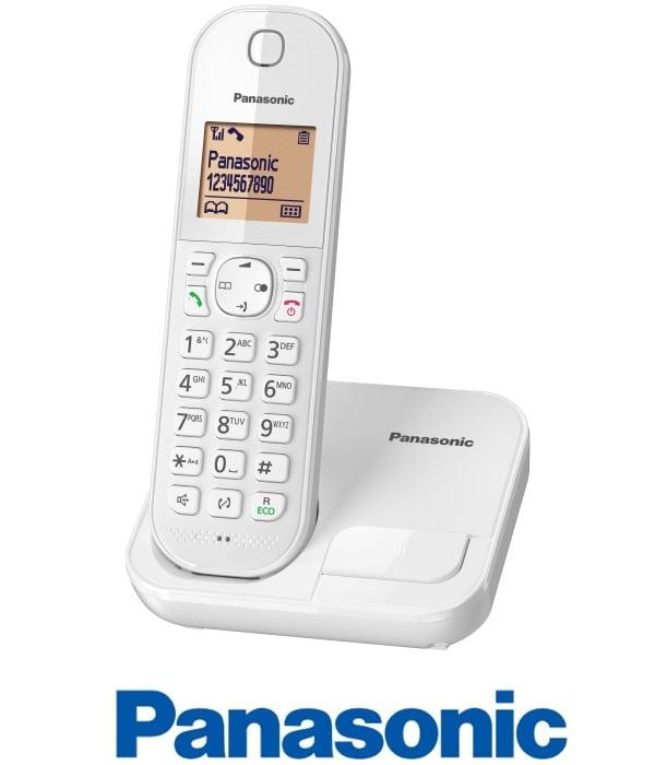 Panasonic טלפון אלחוטי דגם : KX-TGC410MBW
