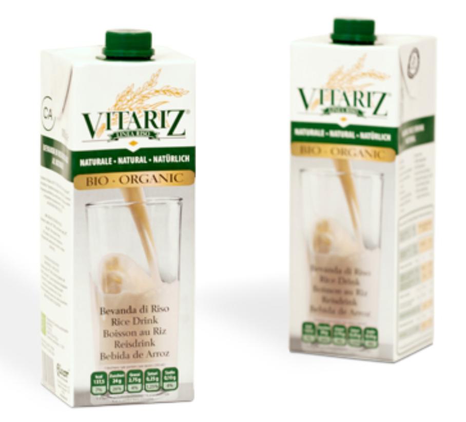 ויטאריז - משקה אורז אורגני