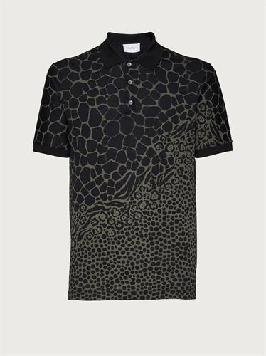חולצה פולו Salvatore Ferragamo Short sleeves Polo לגברים