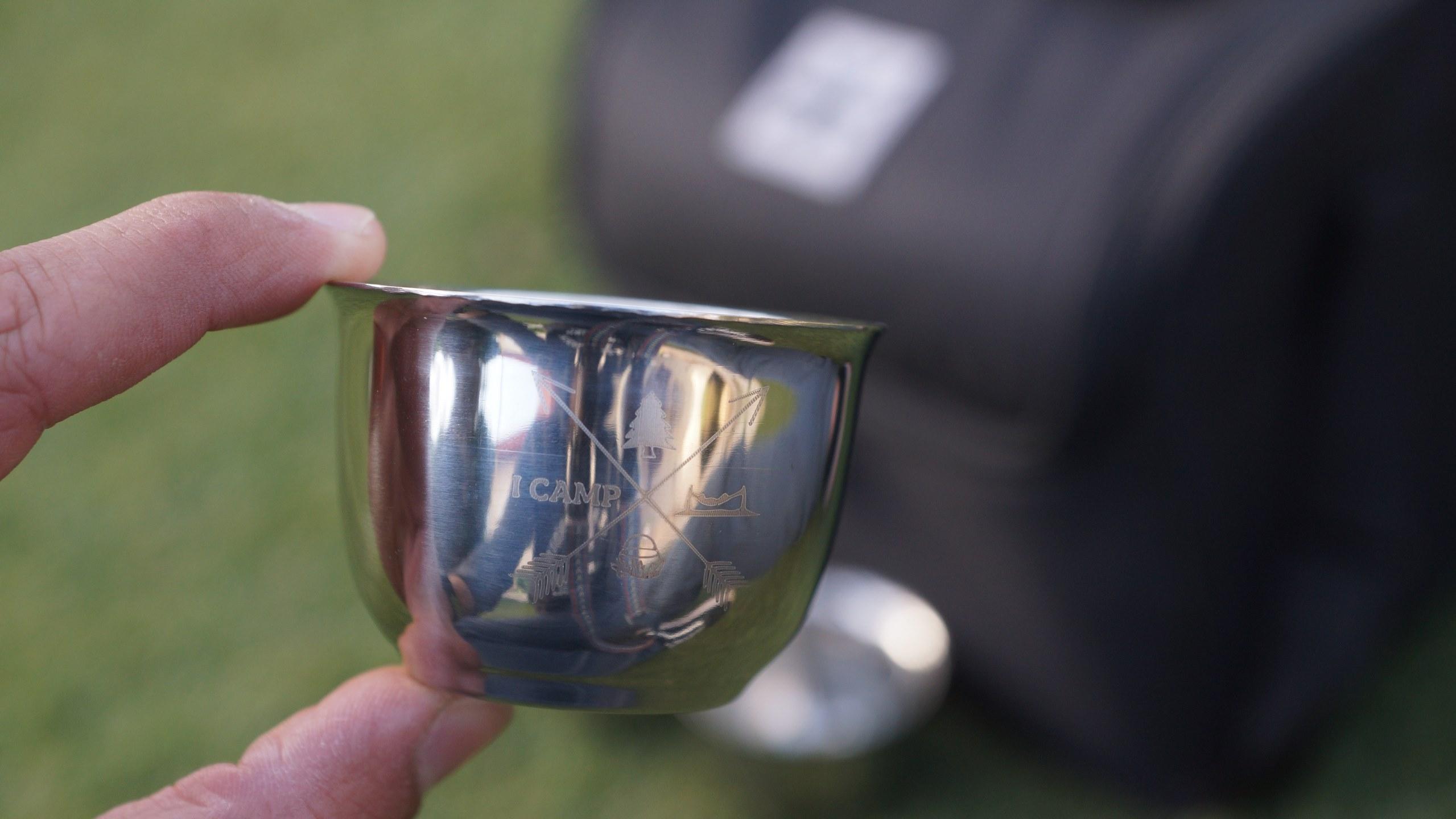 כוס נירוסטה - דופן כפולה