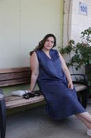 שמלת רובי ג'ינס