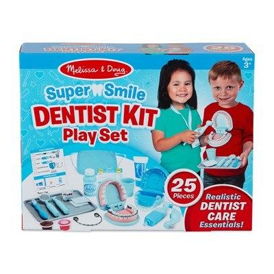 ערכת רופא שיניים מליסה ודאג