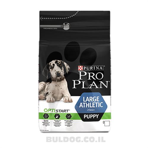 מזון לכלבים גורים מגזע גדול פרו פלאן 12 קילו