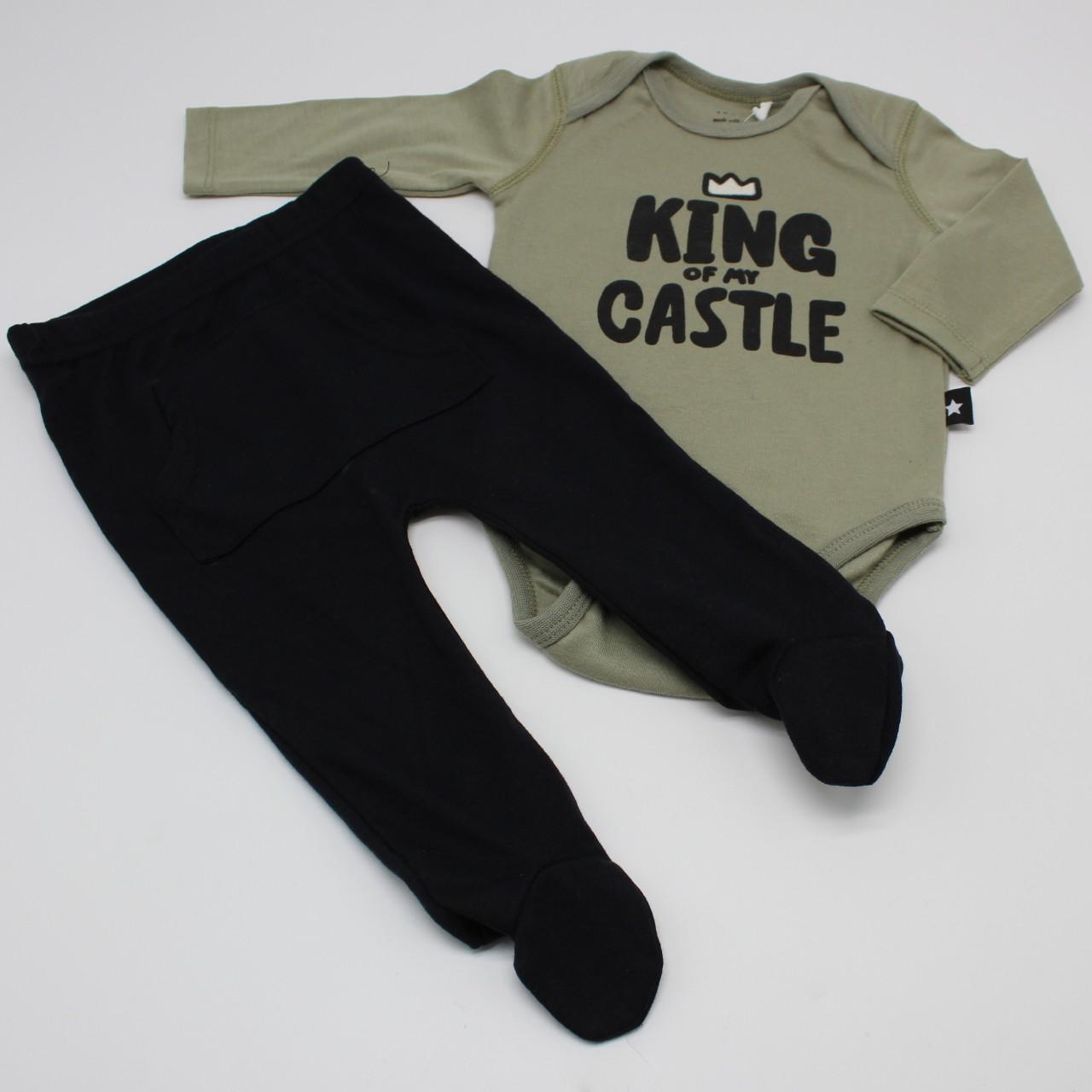 חליפת תינוק מעבר KING