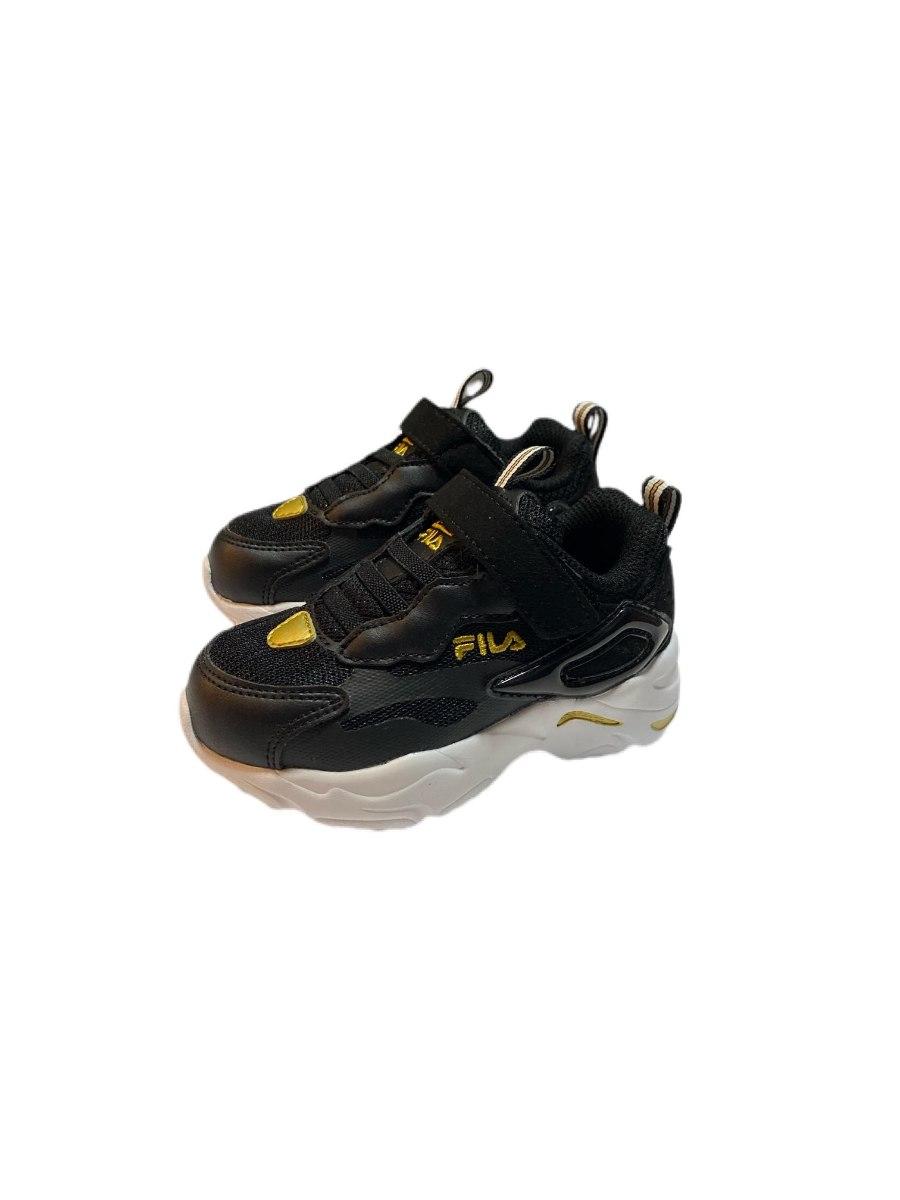 נעלי ספורט FILA שחורות סקוץ (22-27)