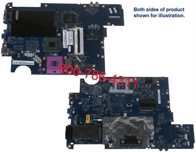 החלפת לוח לא תקין במחשב נייד לנובו Lenovo B550 Laptop Motherboard LA-5082P