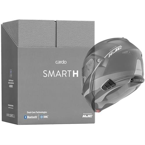 מערכת תקשורת לקסדה scala rider SMARTH